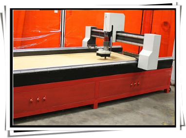 Industrial CNC Router Picture